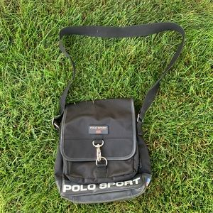 Polo Sport Shoulder Bag